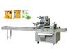 High Speed Multifunction Pillow Packing Machine